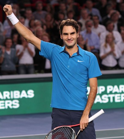 Federer grabs ATP championship No. 71