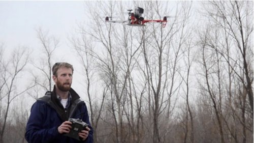 'Journalism drones' on the horizon