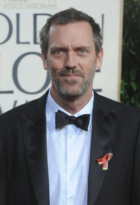 TV star Hugh Laurie recording music album