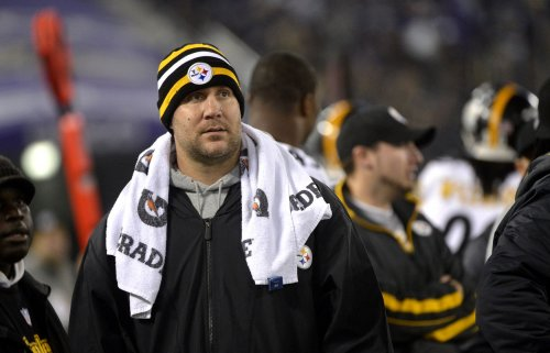 Roethlisberger wasn't cleared to play