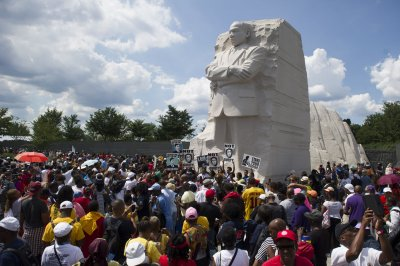 King's March on Washington remembered 50 years later