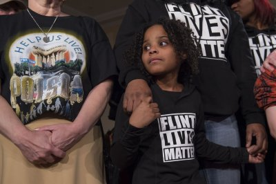 Flint, Michigan residents sue EPA over water crisis