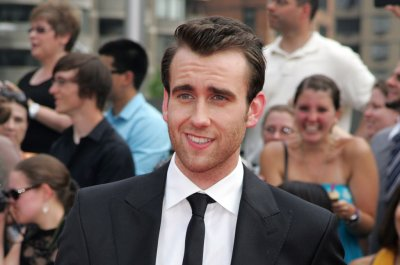 Matthew Lewis visits 'Cursed Child' cast in London