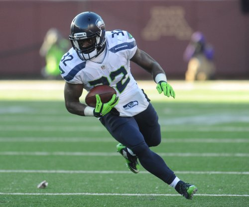 Green Bay Packers RB Christine Michael listed as questionable