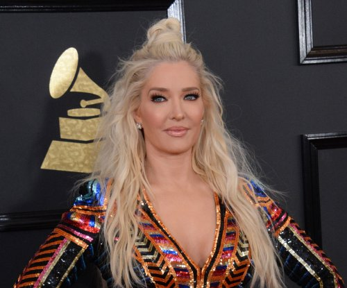 Erika Jayne on her sexy 'DWTS' routines: 'I'm just myself'