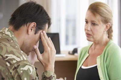 Study suggests suicide can spread among soldiers in a unit
