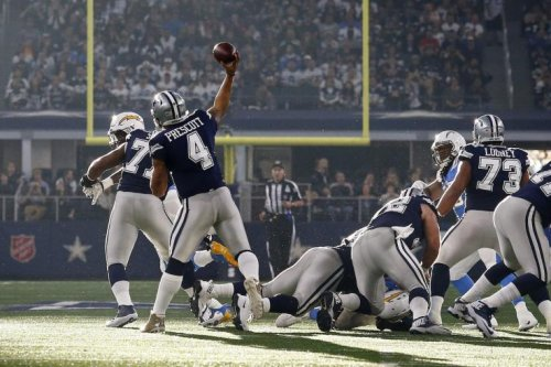 CBS, Dish Network reach deal, end blackout that caused millions to miss Chargers-Cowboys game