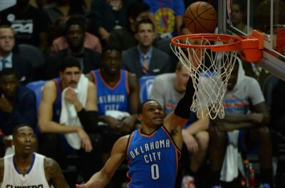 Oklahoma City Thunder hope to take care of struggling Orlando Magic