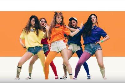 Red Velvet's 'Dumb Dumb' video passes 100M views on YouTube