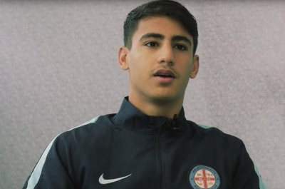 Daniel Arzani will be youngest player at 2018 World Cup