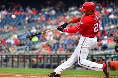 Nats rookie Juan Soto smashes homer 'before' MLB debut