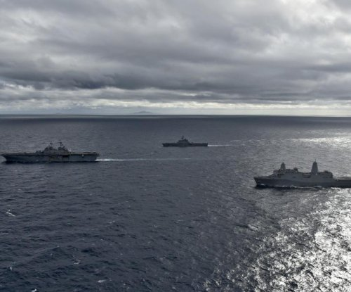 U.S., Japan participate in joint deployment in East China Sea