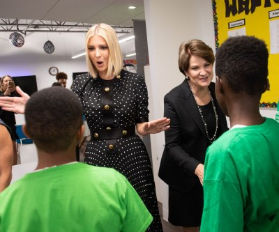Ivanka Trump visits Boys & Girls Club in workforce meeting