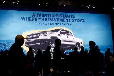 Ford recalls 18,000 Ranger pickups due to fire hazard