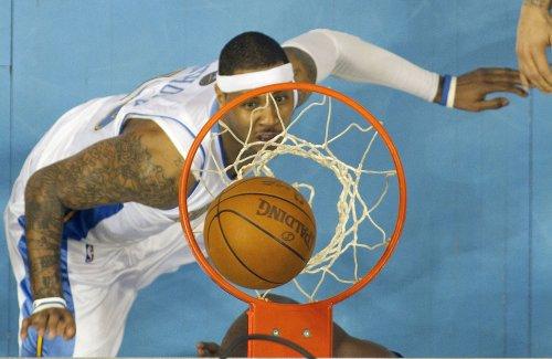 Reports: Carmelo trade ready to go