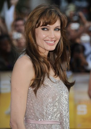 Jolie begins directorial career in Hungary