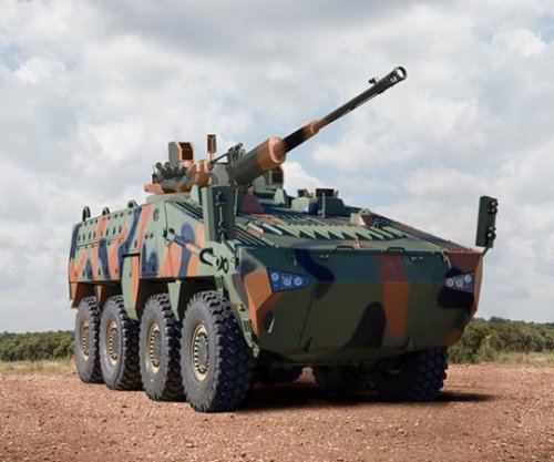 Paramount unveils new infantry fighting vehicles