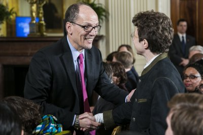Tom Perez enters race for DNC chair