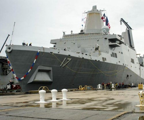 BAE Systems contracted for USS San Antonio modernization