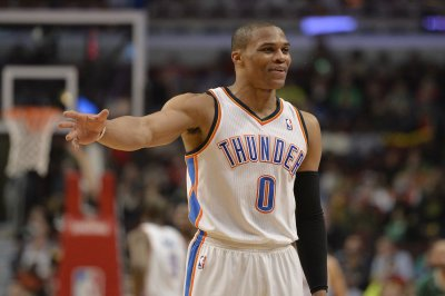 Russell Westbrook delivers winning shot, triple-double for OKC