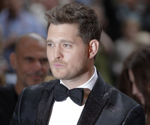 Michael Buble: Doctors are 'optimistic' about son's cancer