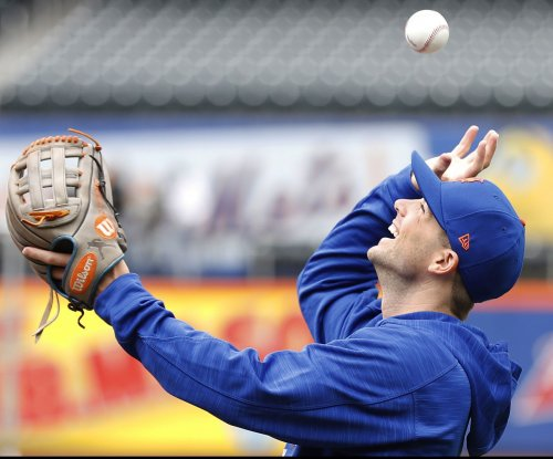Watch: David Wright displays fielding skills in New York Mets workout