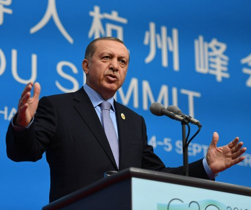 Turkish president: Islamic State's ouster from key Syrian stronghold immiment