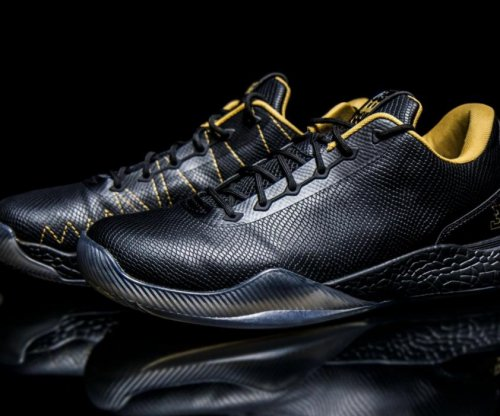 Lonzo Ball unveils signature shoe, slippers