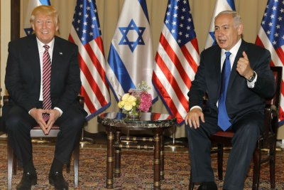 Trump says he didn't tell Russia he got intelligence from Israel