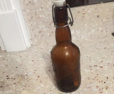 Man finds message in a bottle in Georgia put in Atlantic Ocean 36 years ago