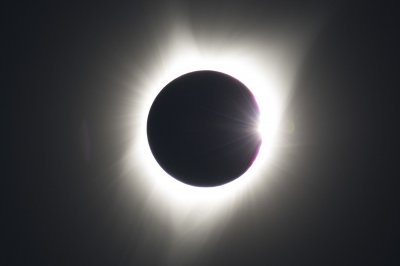 August eclipse left a wake in ionosphere, researchers reveal