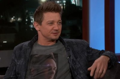 Jeremy Renner invented a fake film to discuss in place of 'Avengers'