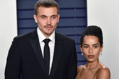 Zoe Kravitz, Karl Glusman tie the knot at Lenny Kravitz's Paris home