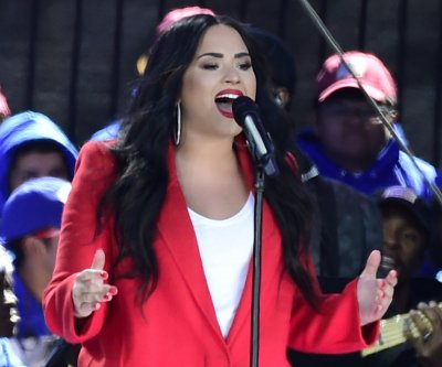 Demi Lovato performs 'I Love Me' on 'Tonight Show'