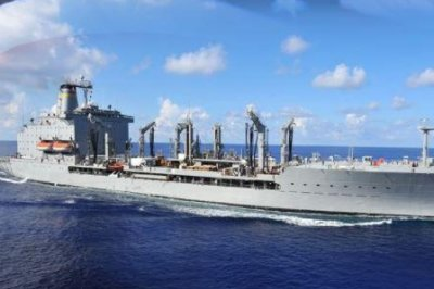 Keel laid for future replenishment ship USNS Harvey Milk