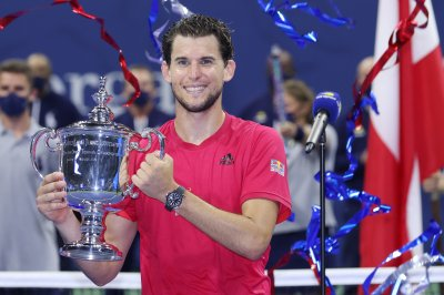 Dominic Thiem rallies from two sets down to win first major title at U.S. Open