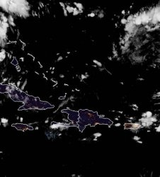 Tropical Storm Peter projected to bring rains, wind to islands in Caribbean
