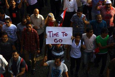 Obama 'deeply concerned' by Morsi ouster