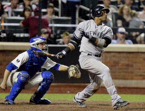 MLB: New York Yankees 5, Cleveland 4