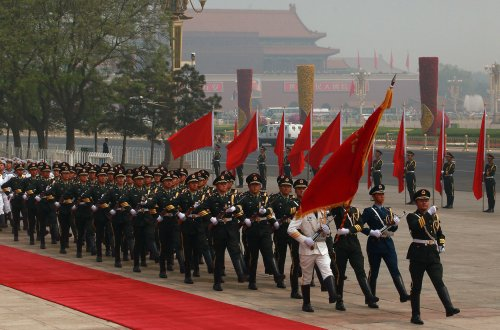 China aims to reform military, online media