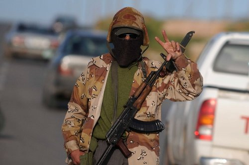 Program to train Libyan troops in Britain beset with behavioral problems