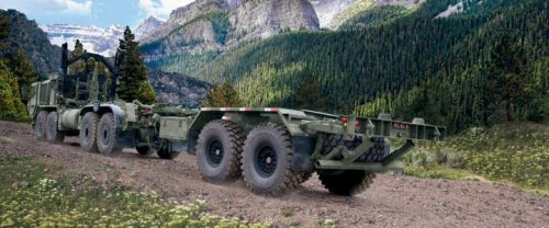 Army orders hundreds of Oshkosh trucks, trailers
