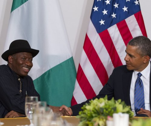 Nigerian President: We will take back land from Boko Haram
