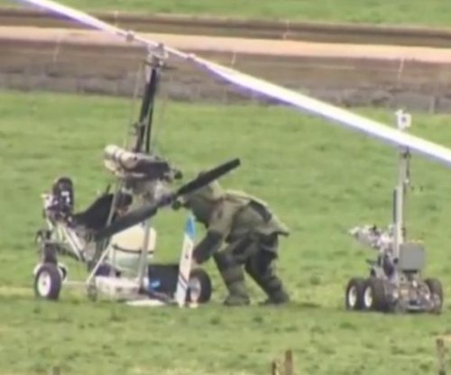 Gyrocopter pilot charged for U.S. Capitol stunt
