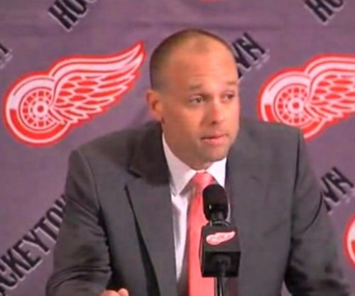 Detroit Red Wings tab Blashill to replace Babcock as coach