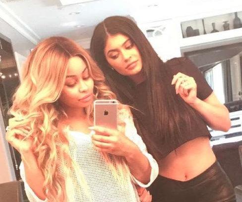 Rob Kardashian 'so happy' about Blac Chyna, Kylie Jenner's truce
