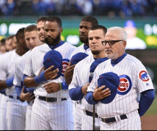 Matt Szczur's slam helps Chicago Cubs win fourth straight game