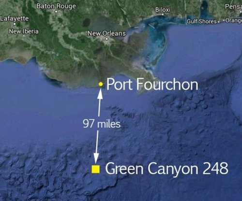 More than 2,000 barrels of oil spilled in Gulf of Mexico
