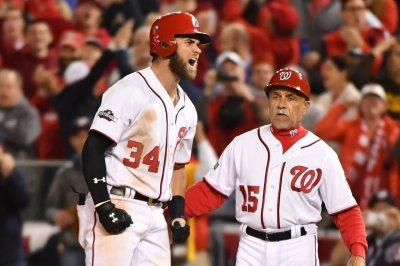 Washington Nationals, OF Bryce Harper reach $13.625M deal