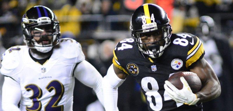 Falcons Julio Jones Applauds Steelers Antonio Brown For